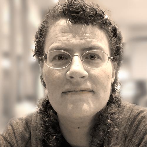 Photo of me (retro-style)