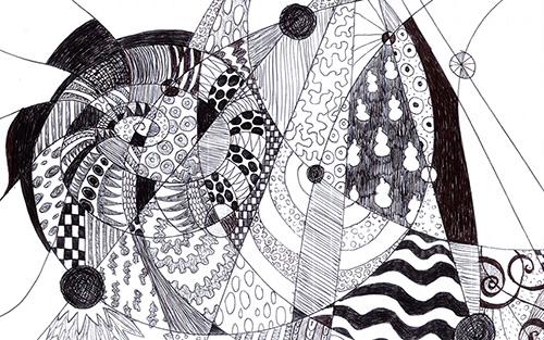 Doodle by me (Teddi Deppner)