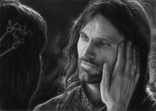 Aragorn by esteljf on deviantart.com