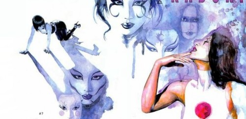 Art by David Mack