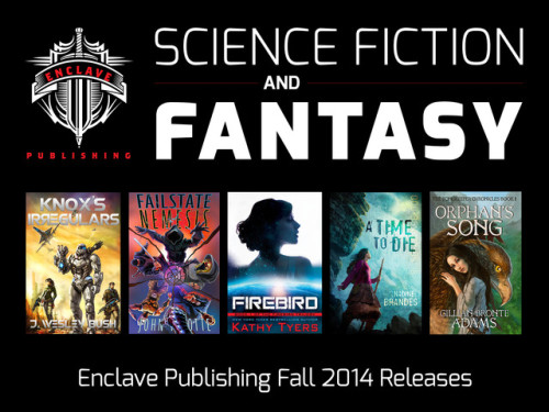 Enclave Publishing Fall Releases 2014