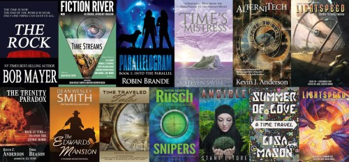 time travel story bundle
