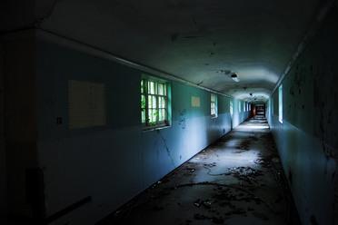 18 Abandoned Psychiatric Hospitals