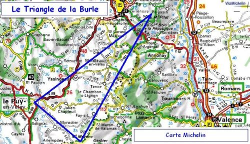 France's Burle Triangle