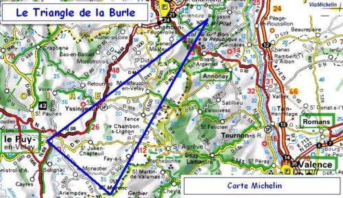 France's Burle Triangle
