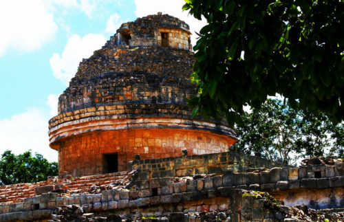 El Caracol -The Observatory of Chichen Itza