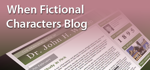 When Fictional Characters Blog